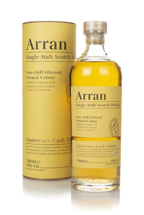 Arran Sauternes Cask Finish Single Malt Whisky