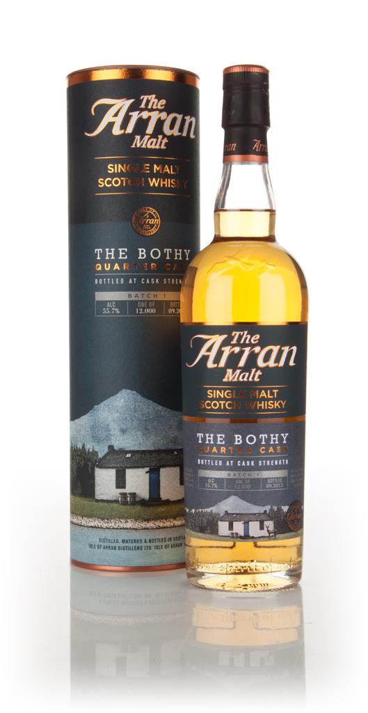 Arran The Bothy Quarter Cask - Batch 1 Single Malt Whisky