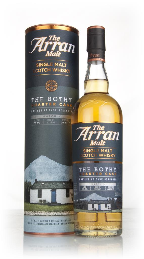 Arran The Bothy Quarter Cask - Batch 3 Single Malt Whisky