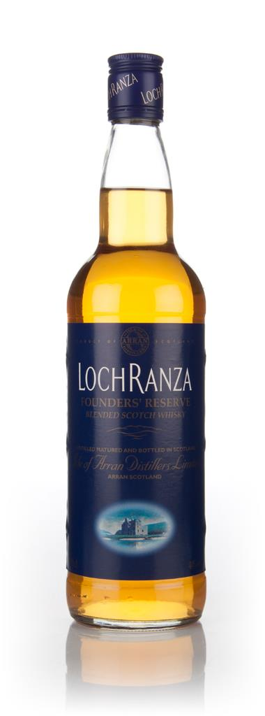 Lochranza Founders Reserve - 1990s Blended Whisky