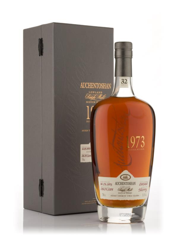 Auchentoshan 32 Year Old 1973 Single Malt Whisky