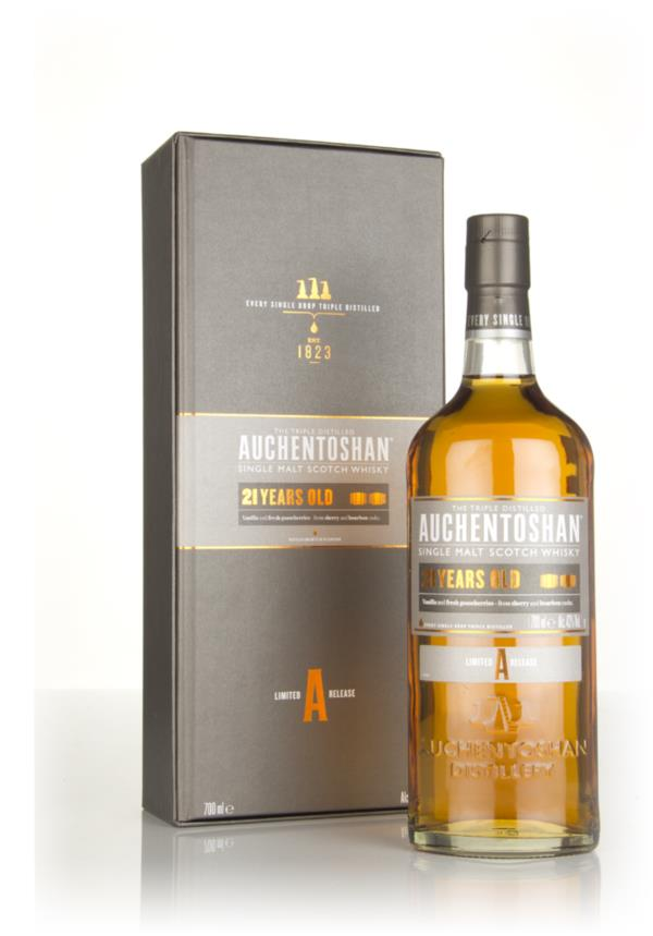 Auchentoshan 21 Year Old 3cl Sample Single Malt Whisky