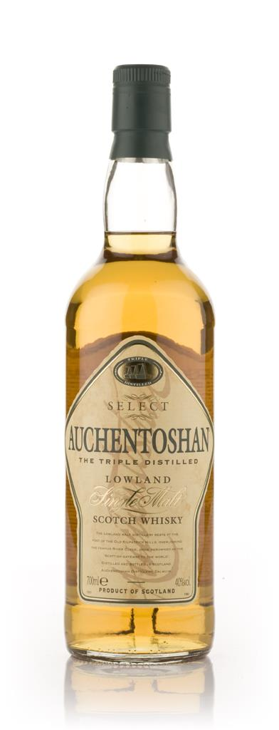 Auchentoshan Select Single Malt Whisky