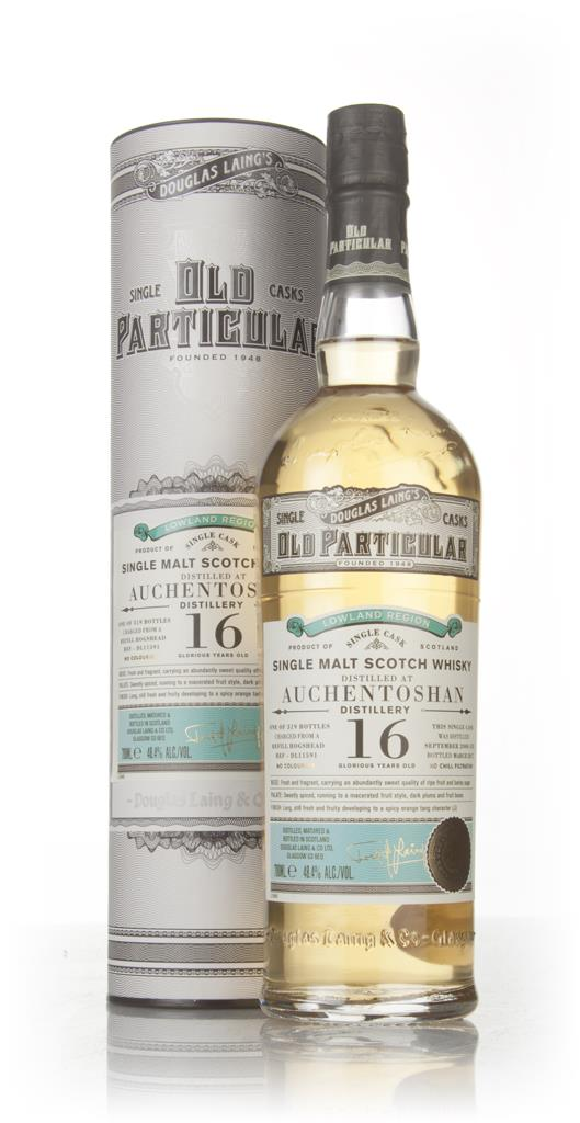 Auchentoshan 16 Year Old 2000 (cask 11591) - Old Particular (Douglas L Single Malt Whisky