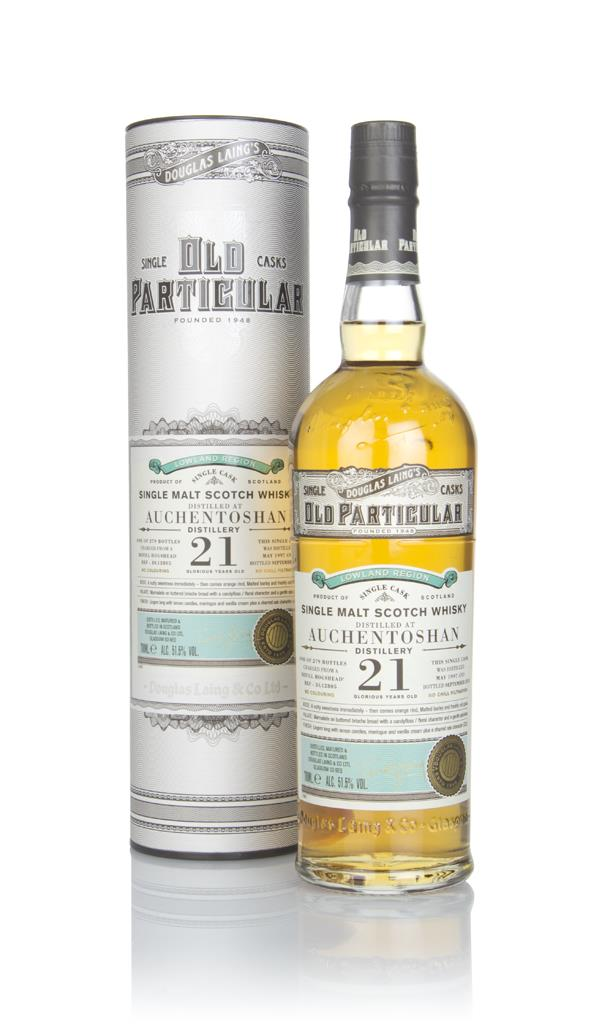 Auchentoshan 21 Year Old 1997 (cask 12805) - Old Particular (Douglas L Single Malt Whisky