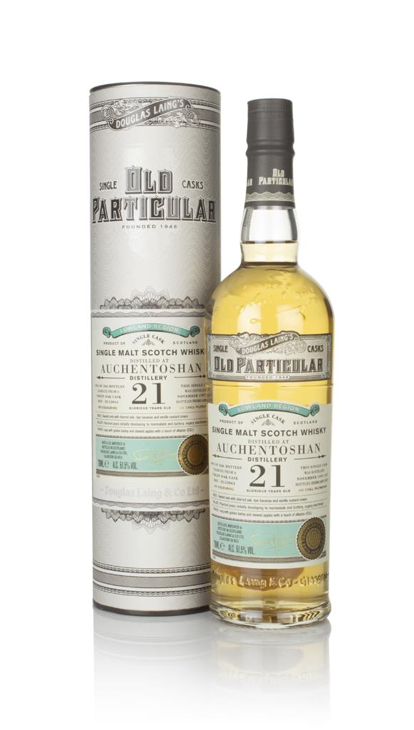 Auchentoshan 21 Year Old 1997 (cask 13064) - Old Particular (Douglas L Single Malt Whisky