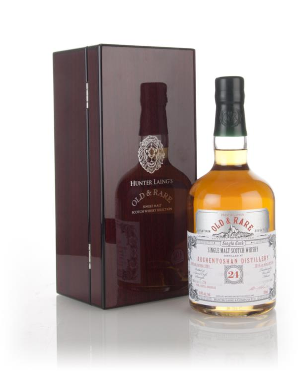 Auchentoshan 24 Year Old 1991 - Old & Rare Platinum (Hunter Laing) Single Malt Whisky