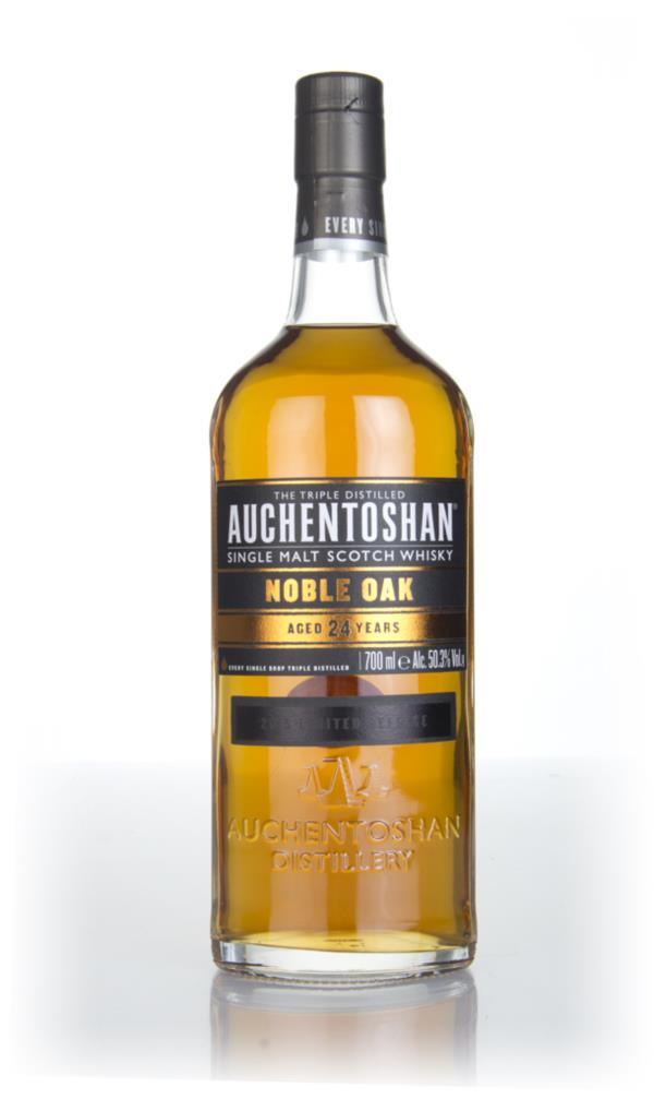 Auchentoshan 24 Year Old Noble Oak Single Malt Whisky