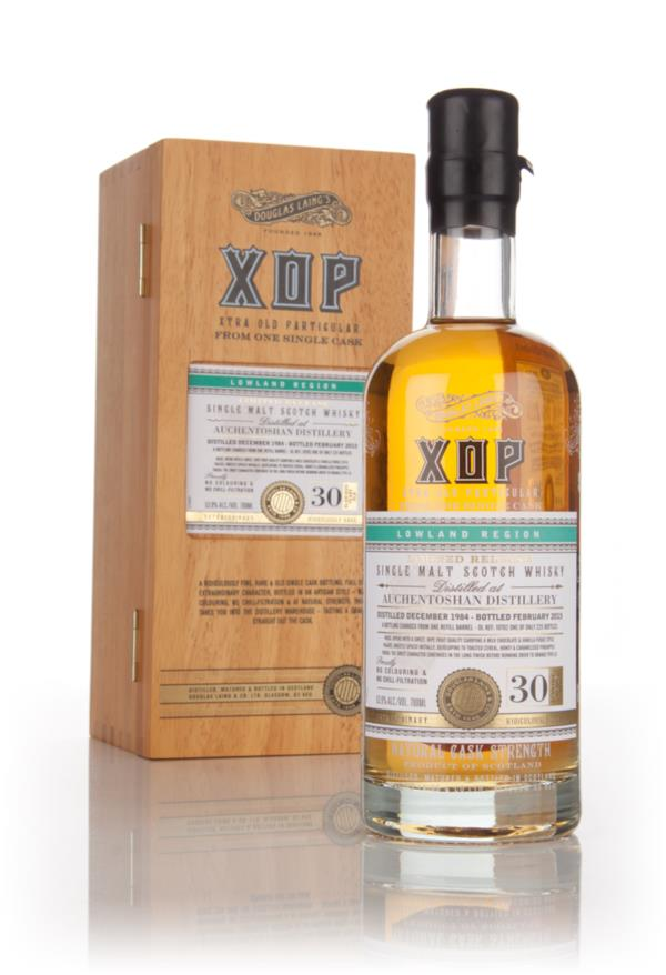 Auchentoshan 30 Year Old 1984 (cask 10702) - Xtra Old Particular (Doug Single Malt Whisky 3cl Sample