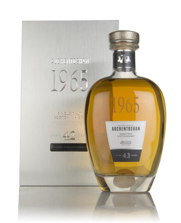 Auchentoshan 42 Year Old 1965 Single Malt Whisky