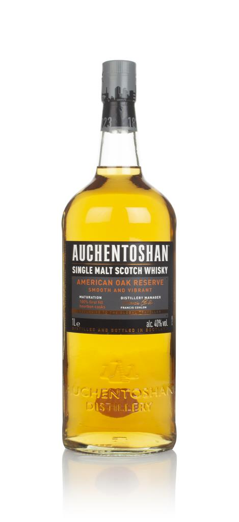 Auchentoshan American Oak Reserve (1L) Single Malt Whisky