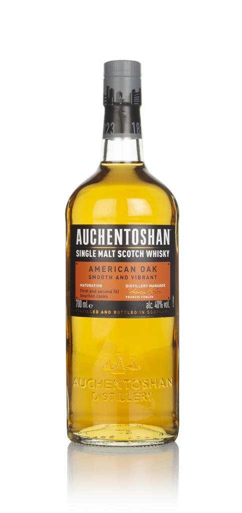Auchentoshan American Oak Single Malt Whisky
