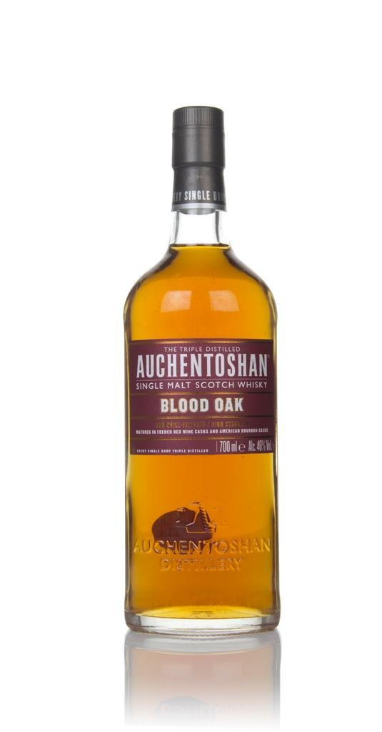 Auchentoshan Blood Oak Single Malt Whisky
