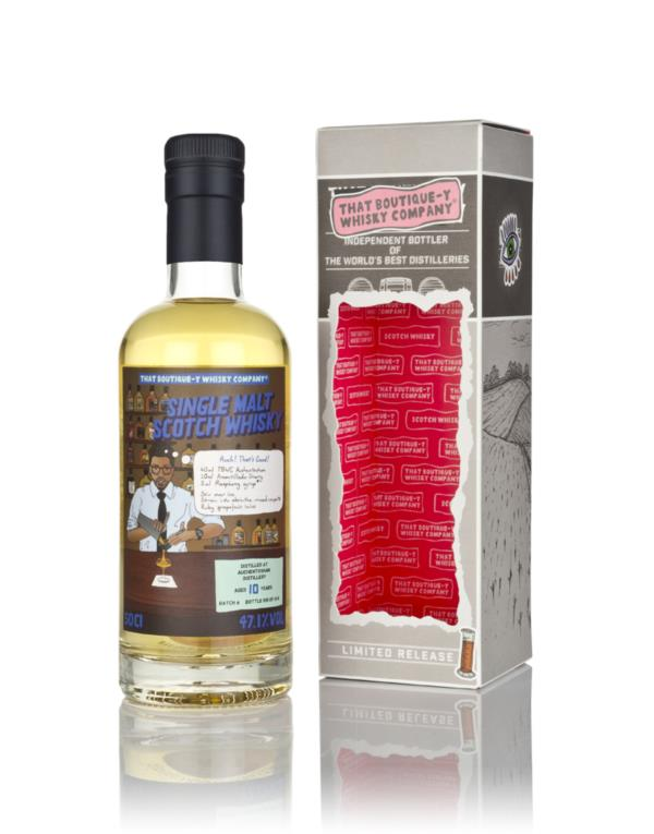 Auchentoshan 10 Year Old (That Boutique-y Whisky Company) Single Malt Whisky