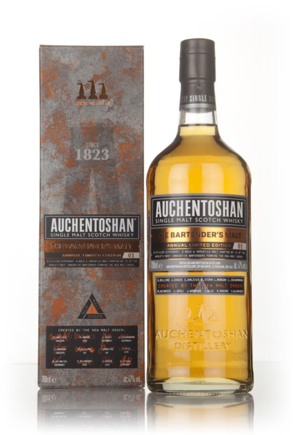 Auchentoshan The Bartenders Edition Single Malt Whisky