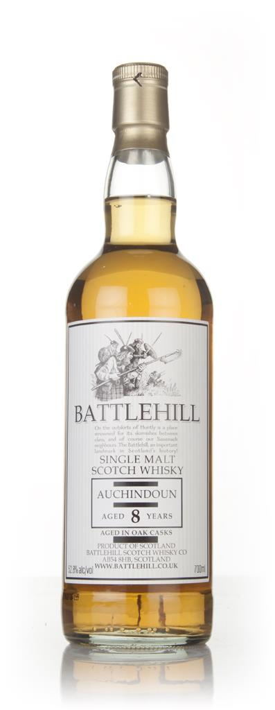 Auchindoun 8 Year Old 2008 - Battlehill (Duncan Taylor) Single Malt Whisky
