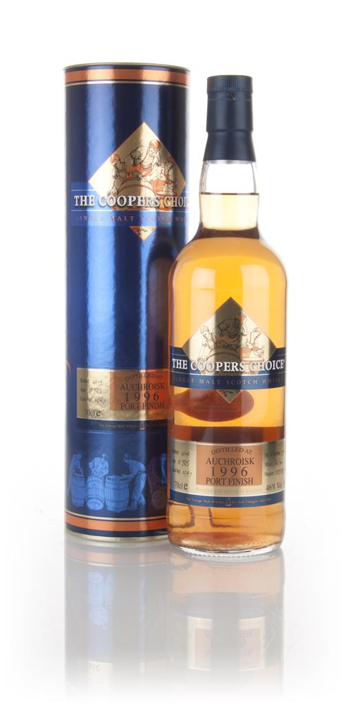 Auchroisk 18 Year Old 1996 (cask 0547) - The Coopers Choice (The Vinta Single Malt Whisky