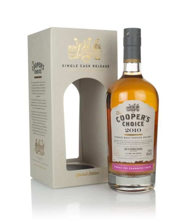 Auchroisk 10 Year Old 2010 (cask 805482) - The Coopers Choice (The Vi Single Malt Whisky