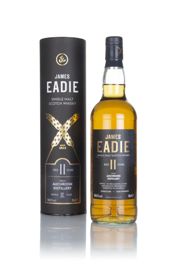 Auchroisk 11 Year Old 2007 - James Eadie Single Malt Whisky