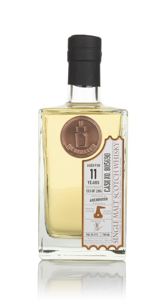 Auchroisk 11 Year Old 2008 (cask 805690) - The Single Cask Single Malt Whisky