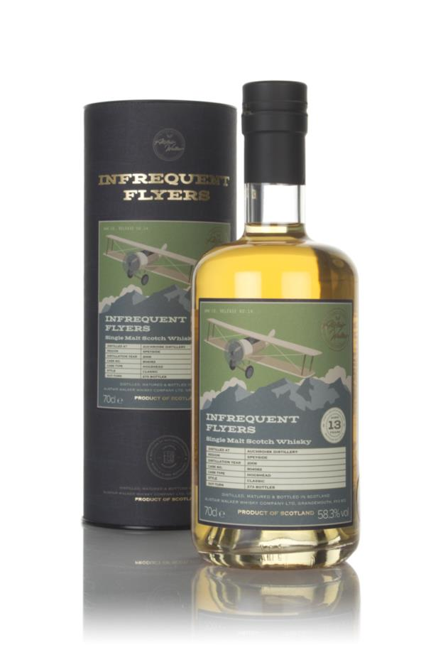Auchroisk 13 Year Old 2006 - Infrequent Flyers (Alistair Walker) Single Malt Whisky