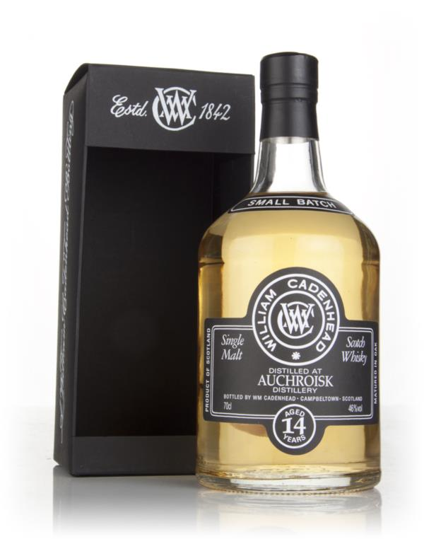 Auchroisk 14 Year Old 2001 - Small Batch (WM Cadenhead) Single Malt Whisky