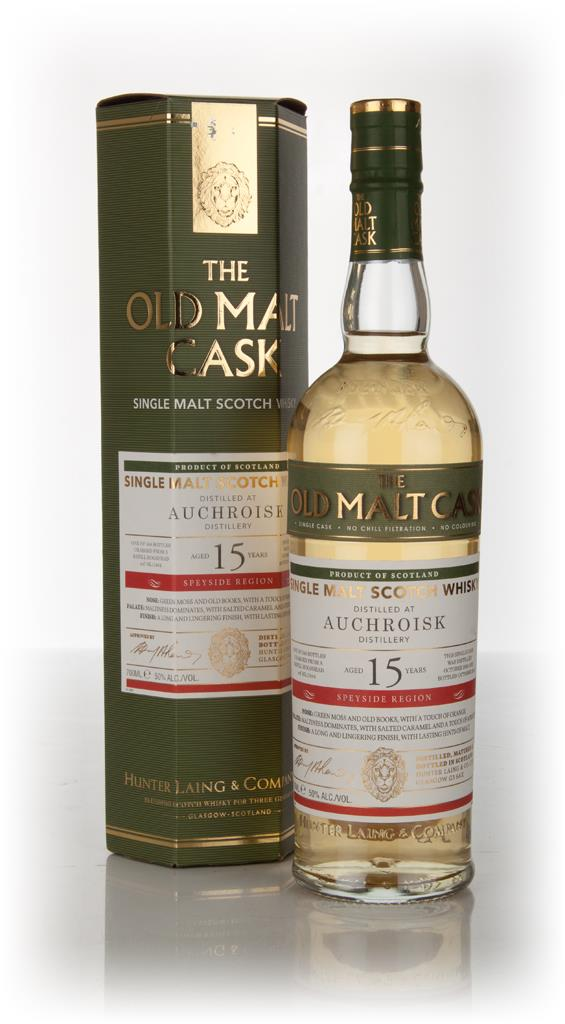 Auchroisk 15 Year Old 2000 (cask 11944) - Old Malt Cask (Hunter Laing) Single Malt Whisky