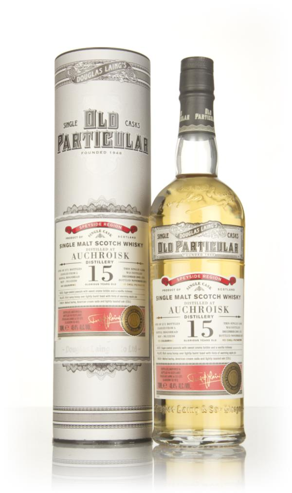 Auchroisk 15 Year Old 2001 (cask 12230) - Old Particular (Douglas Lain Single Malt Whisky