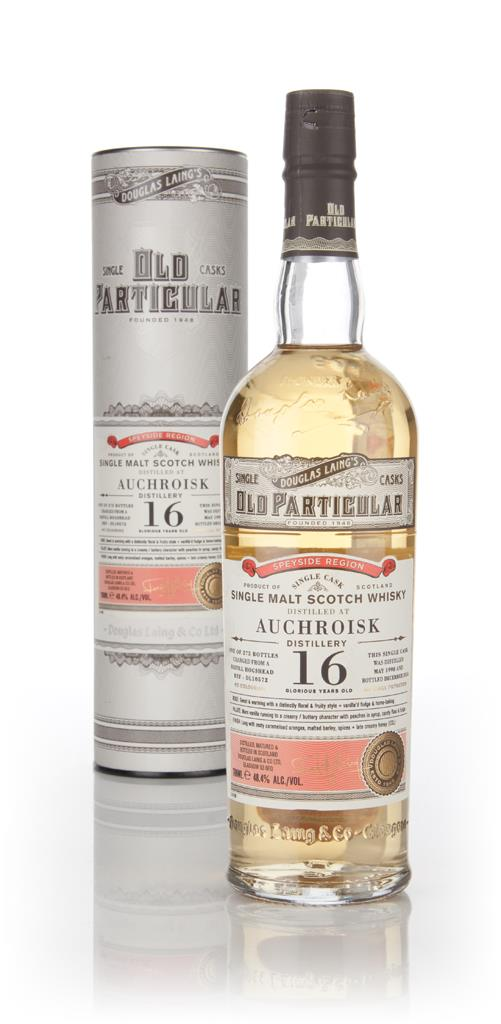Auchroisk 16 Year Old 1998 (cask 10572) - Old Particular (Douglas Lain Single Malt Whisky