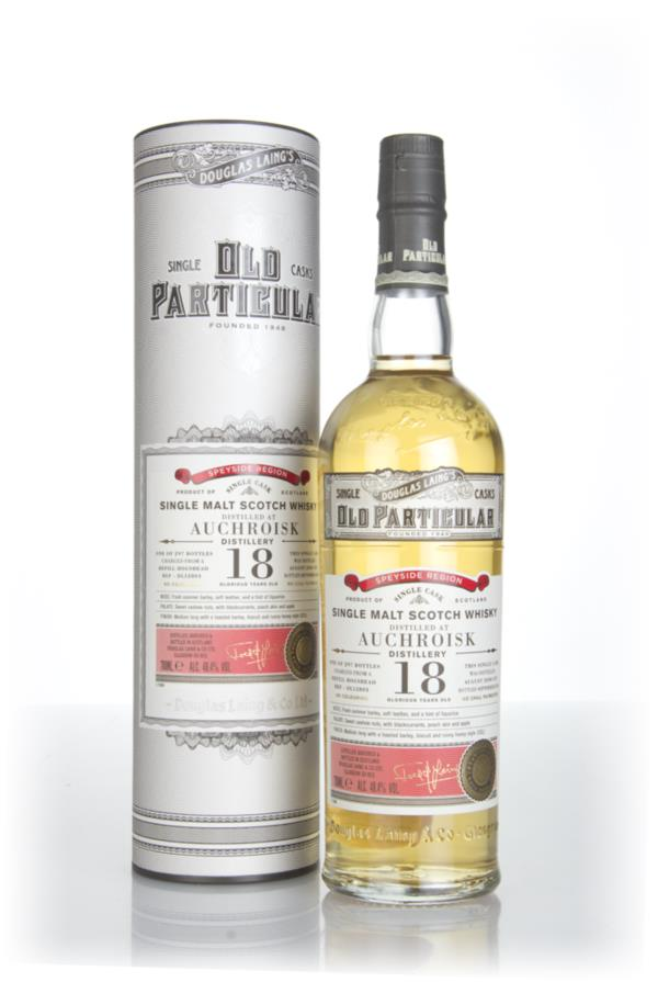 Auchroisk 18 Year Old 2000 (cask 12803) - Old Particular (Douglas Lain Single Malt Whisky
