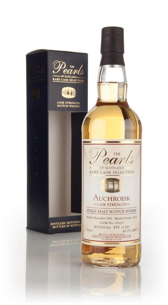 Auchroisk 22 Year Old 1991 (cask 102225) - Pearls of Scotland (Gordon Single Malt Whisky