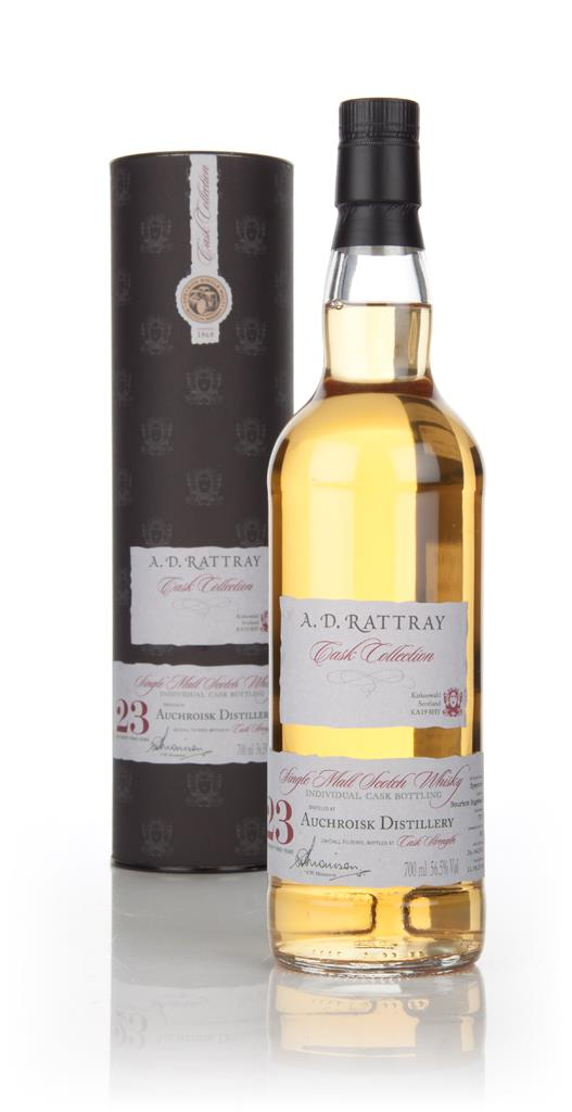 Auchroisk 23 Year Old 1991 (cask 7533) - Cask Collection (A.D. Rattray Single Malt Whisky 3cl Sample