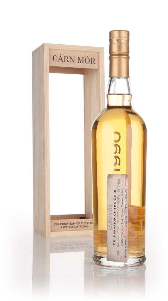 Auchroisk 24 Year Old 1990 (cask 21750) Celebration of the Cask (Carn Single Malt Whisky
