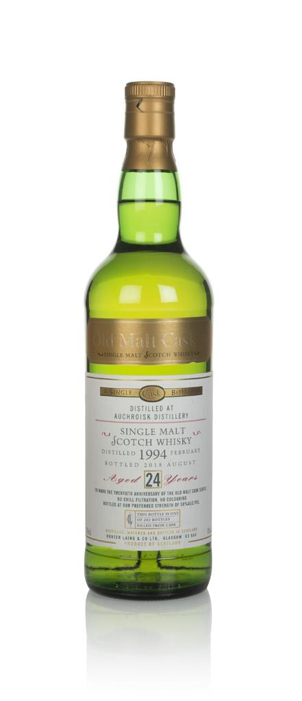 Auchroisk 24 Year Old 1994 - Old Malt Cask (Hunter Laing) Single Malt Whisky