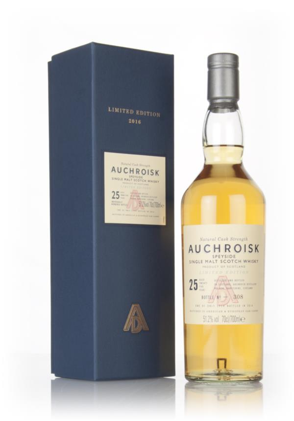 Auchroisk 25 Year Old 1990 (Special Release 2016) 3cl Sample Single Malt Whisky