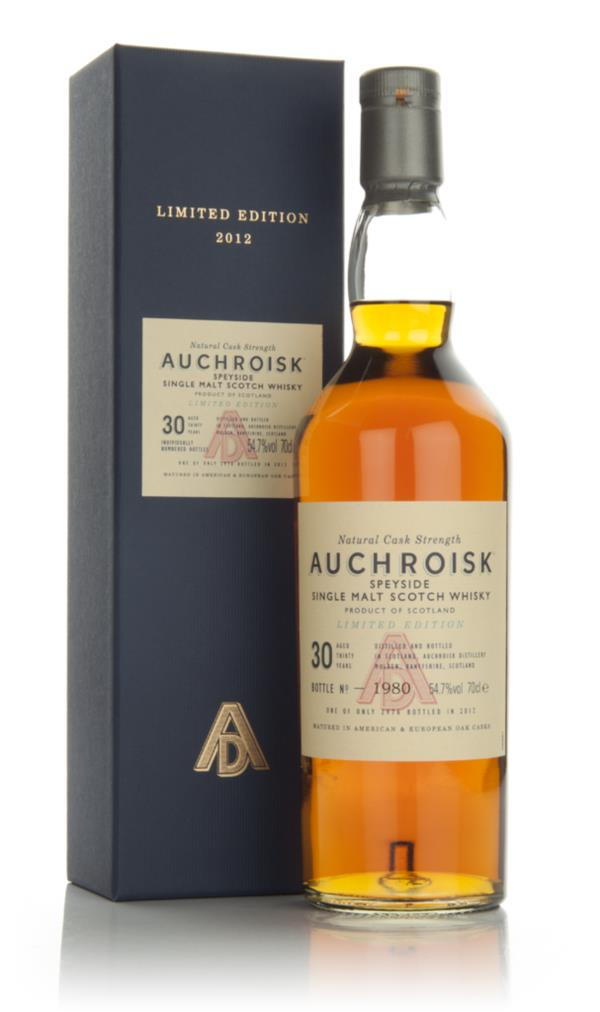 Auchroisk 30 Year Old (2012 Special Release) Single Malt Whisky