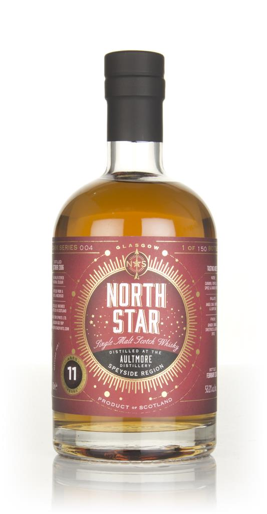 Aultmore 11 Year Old 2006 - North Star Spirits Single Malt Whisky