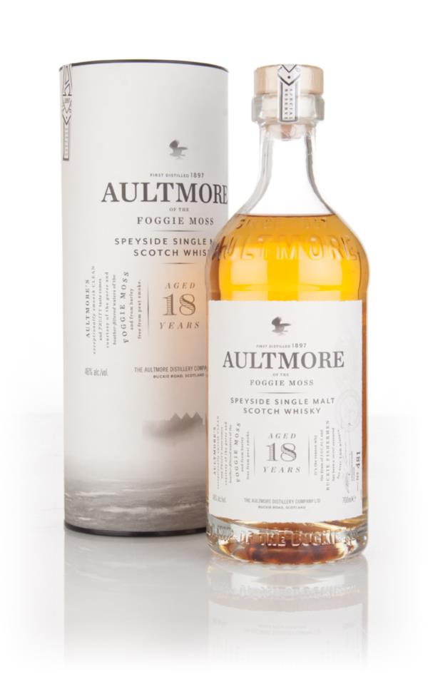Aultmore 18 Year Old Single Malt Whisky