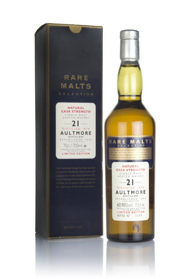 Aultmore 21 Year Old 1974 - Rare Malts Single Malt Whisky