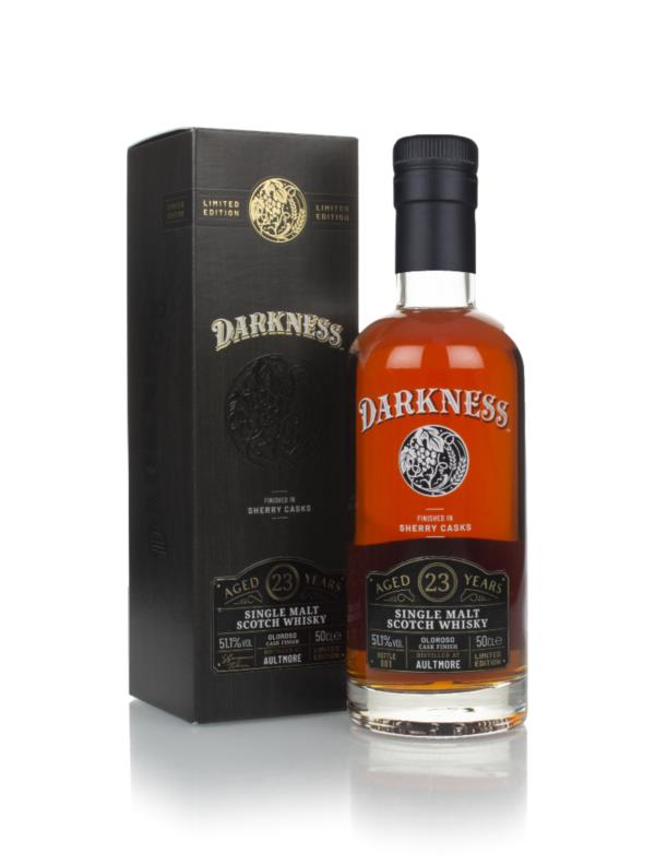 Aultmore 23 Year Old Oloroso Cask Finish (Darkness) Single Malt Whisky