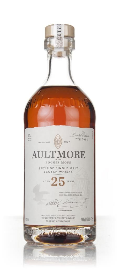 Aultmore 25 Year Old Single Malt Whisky