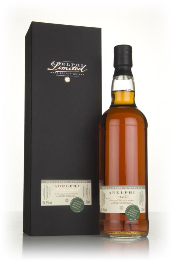 Aultmore 35 Year Old 1982 (cask 1575) (Adelphi) Single Malt Whisky