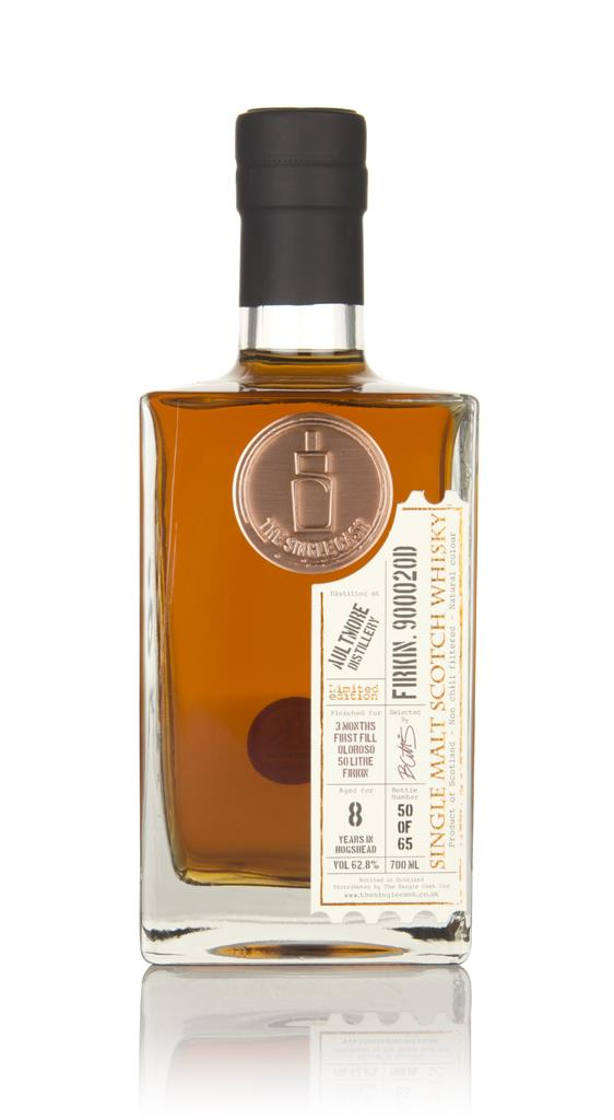 Aultmore 8 Year Old (cask 9000200) - The Single Cask Single Malt Whisky