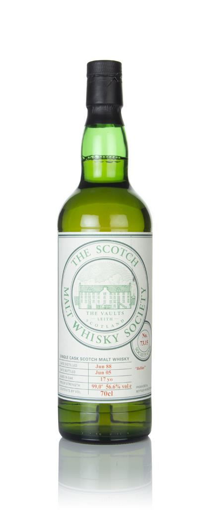 SMWS 73.15 17 Year Old 1988 Single Malt Whisky