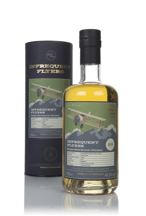 Auchentoshan 26 Year Old 1993 (cask 243) - Infrequent Flyers (Alistair Single Malt Whisky