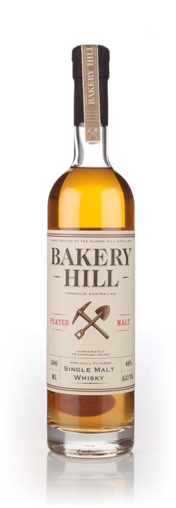 Bakery Hill Peated Malt 3cl Sample Single Malt Whisky