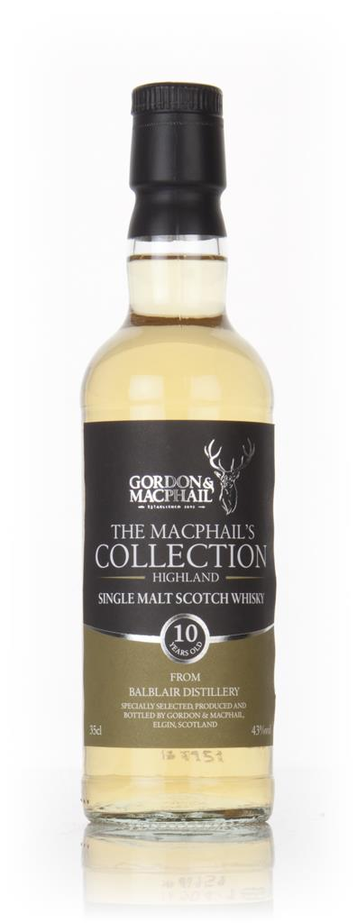 Balblair 10 Year Old 35cl (Gordon & MacPhail) Single Malt Whisky
