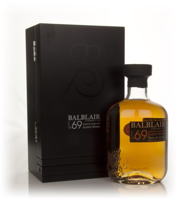 Balblair 1969 3cl Sample Single Malt Whisky