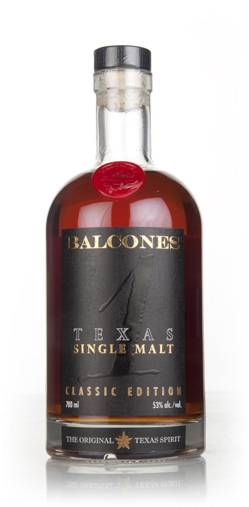 Balcones Texas Single Malt Single Malt Whiskey
