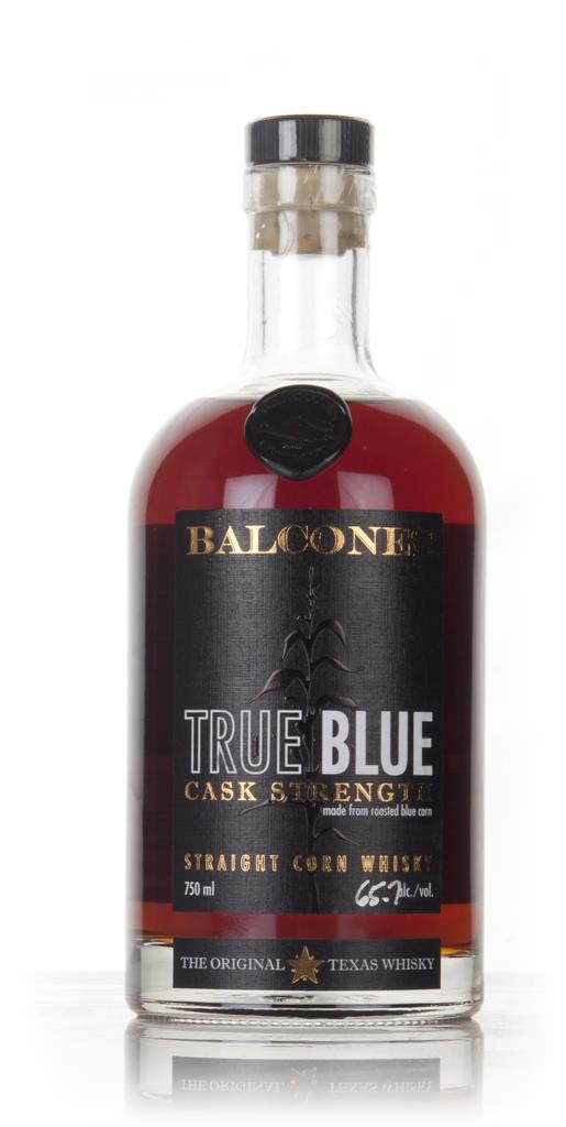 Balcones True Blue Cask Strength 3cl Sample Corn Whiskey